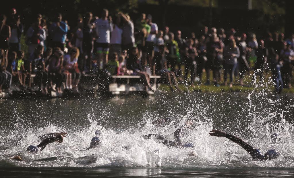 Challenge Swim