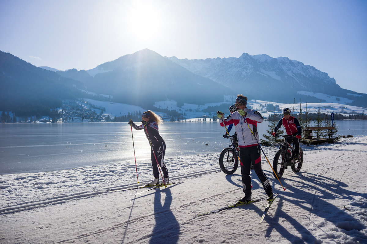"A|N Wintercamp Triathlon 2019 – ""You can always learn something new!"""
