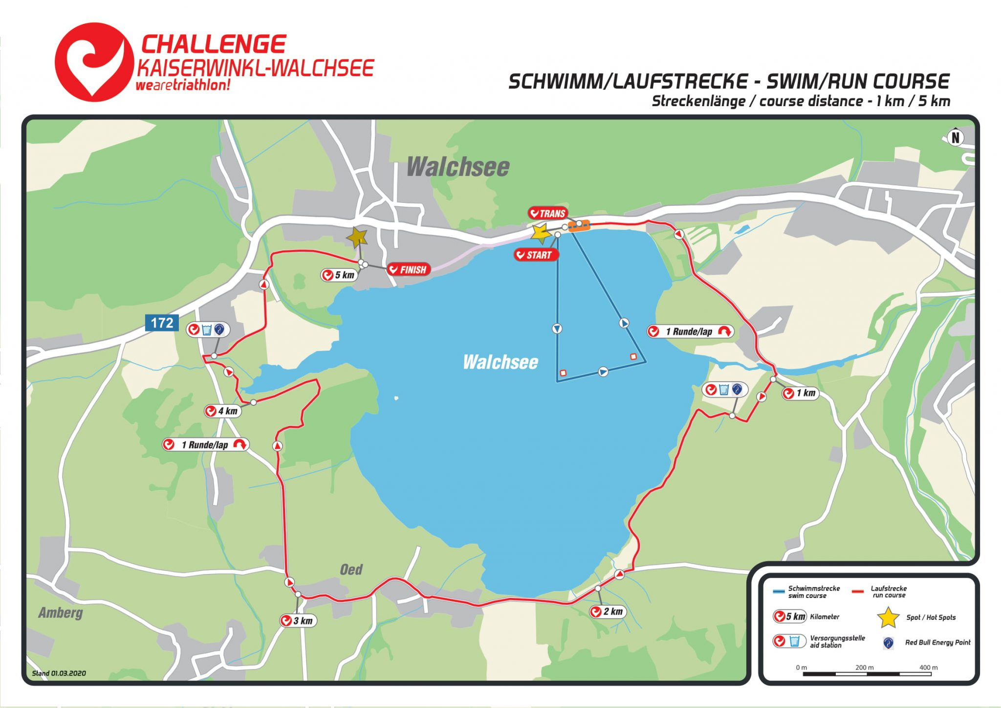 Challenge Aquathlon new